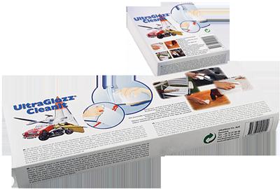 Fås i emballager med 2 og 6 svampe