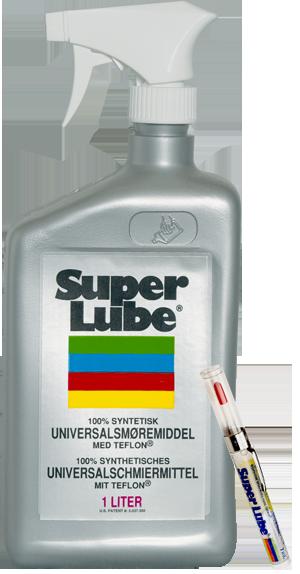 7 ml kanyle og 1 liters triggerflaske